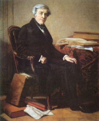 Jules Michelet (1798 - 1874)