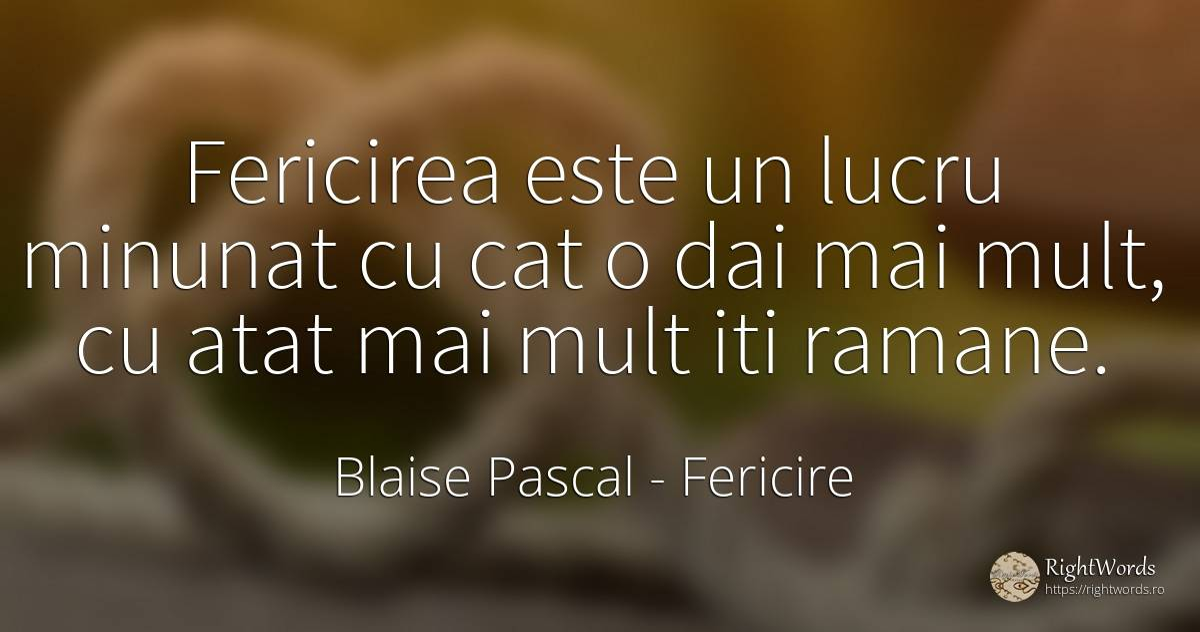 Fericirea Pascal, Epicur, Aristotel, Camus