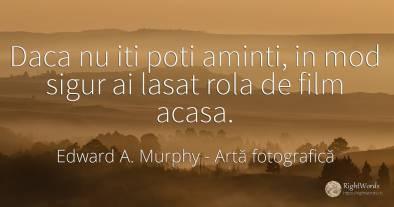 Citate Despre Arta Fotografie : Legile lui murphy despre artă fotografică