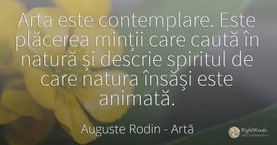 Citate de Auguste Rodin